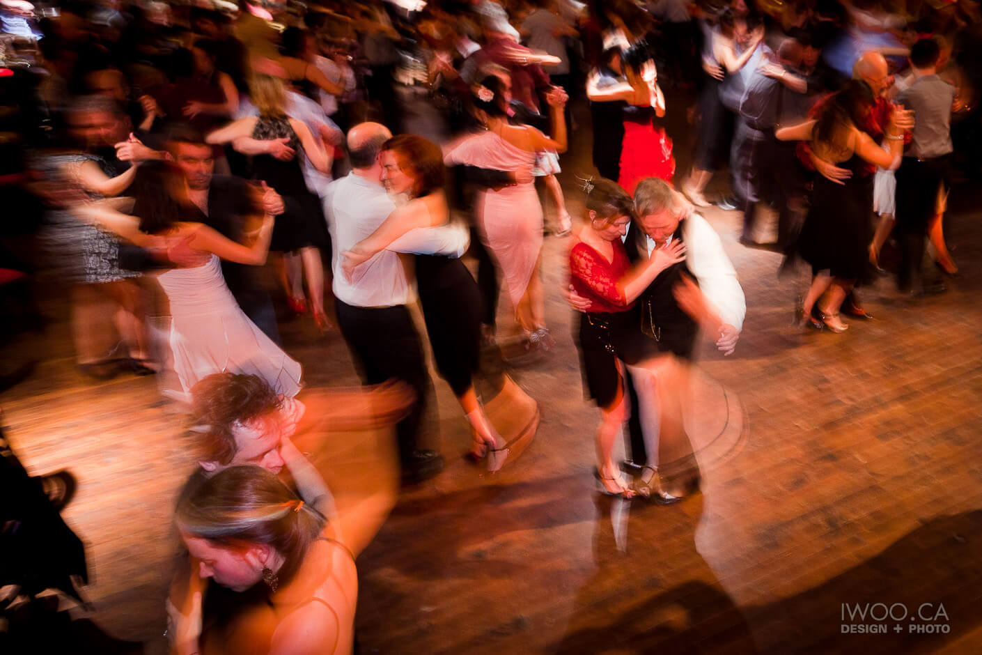 Milonga at the Rialto